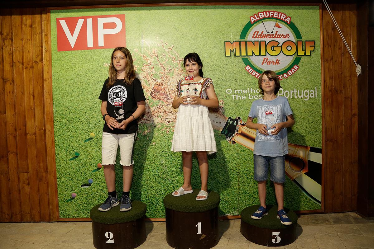 II Troféu VIP Minigolf